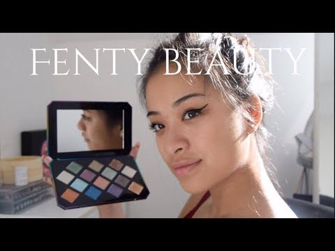 Chill : Je teste la GALAXY COLLECTION de Fenty Beauty