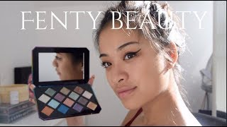 Chill : Je teste la GALAXY COLLECTION de Fenty Beauty