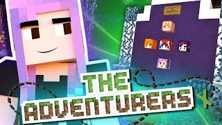 Minecraft - THE ADVENTURERS! (Modded SMP Series)