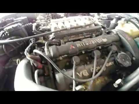 Mitsubishi Sigma / 3,0L V6 24V / Motor & Karosserie