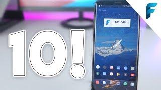 Top 10 APPS Android GRATIS! (2018) [ITA]
