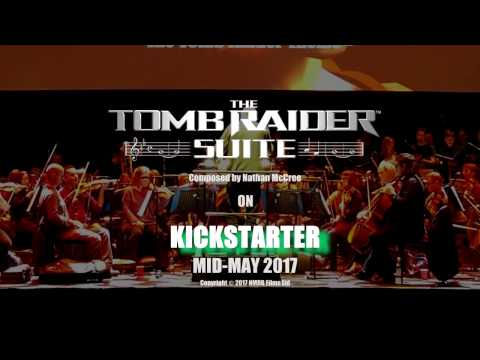 Tomb Raider Suite: Kickstarter Anunciamento