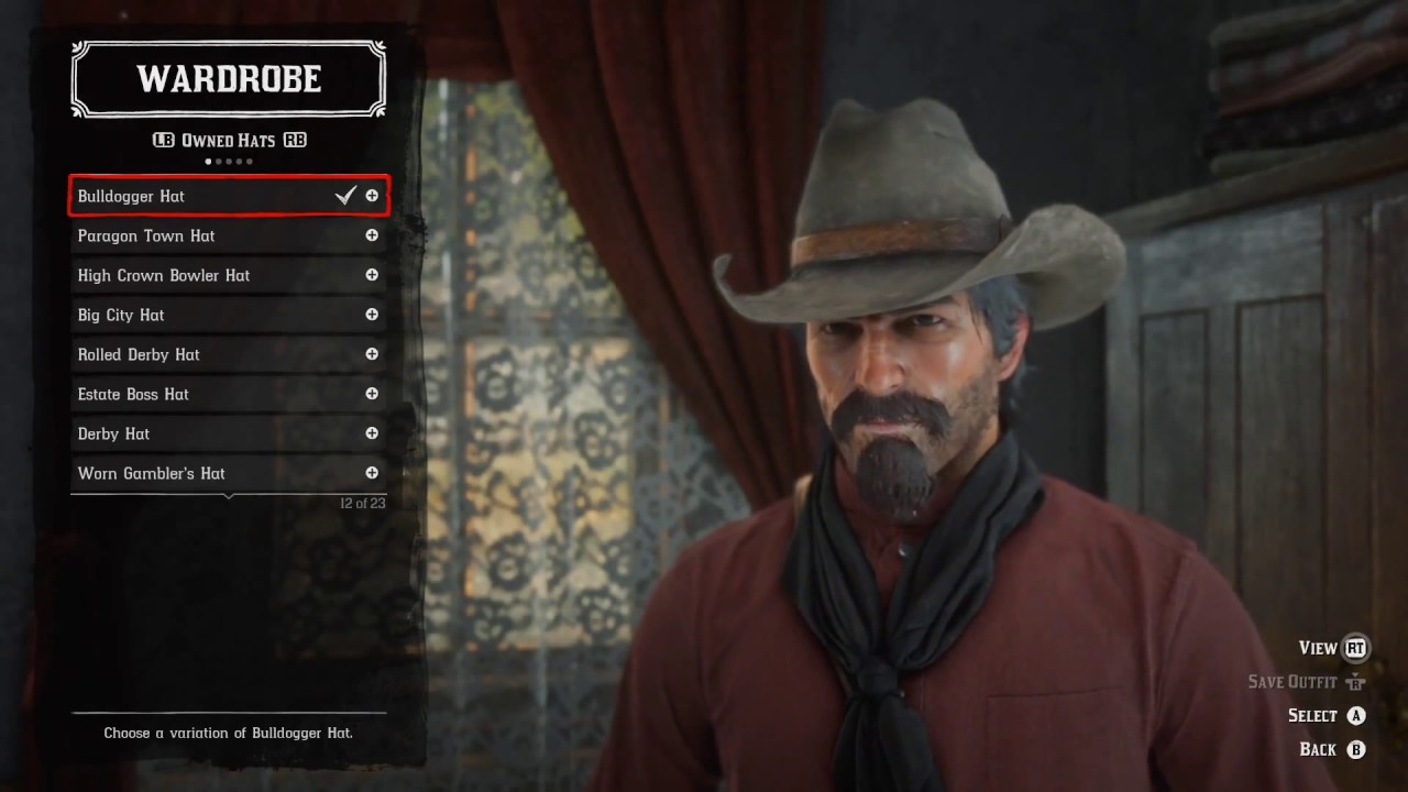 35f58882cdb80 Red Dead Redemption 2 How To Look Like Tom Selleck From Quigley Down Under