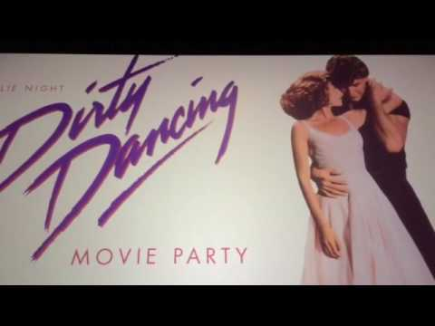 Dirty Dancing Movie Party Alamo Drafthouse Omaha 2016
