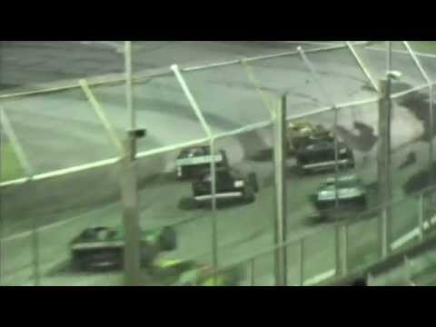Angola Motorsport Speedway 06-15-13 Superior Auto Modifieds Part 02