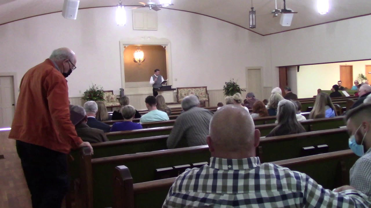 4th Street Church of Christ Worship Service 12/20/20