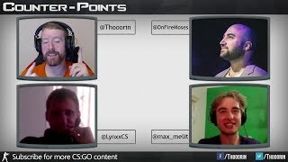 Counter-Points Episode 54: Gruel in the Real World (feat. max melit and Lynxx)