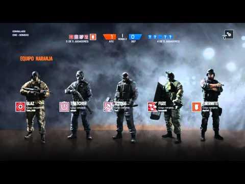 Rain Box Six: Siege -Torito_88