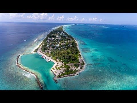 Dhigurah - The Peaceful Island.