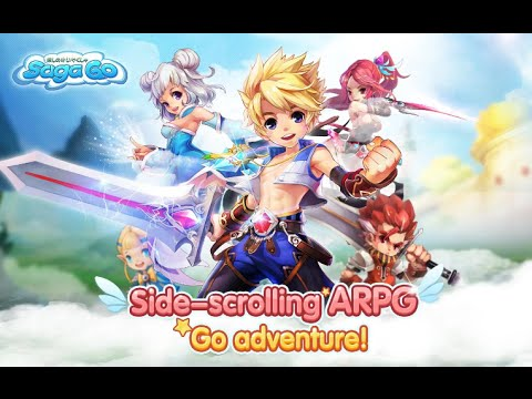 Saga Go - CBT Android Gameplay (HD)