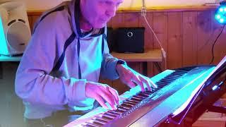 Thema in Blau I, Udo Jürgens (Pianocover Jochen Vieten)