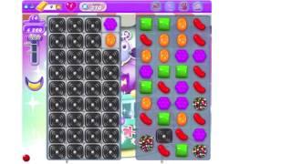 Candy Crush Saga DREAMWORLD Level 210 ★★★ no boosters (TUTORIAL)