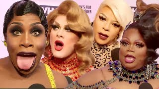 Drag Race Finale : Queens Answer Burning Questions About Season 11 and More!