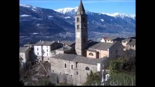 S. Giorgio a Montagna in Valtellina (SO) - St. Georgkirche von Montagna (Veltlin, SO, I)