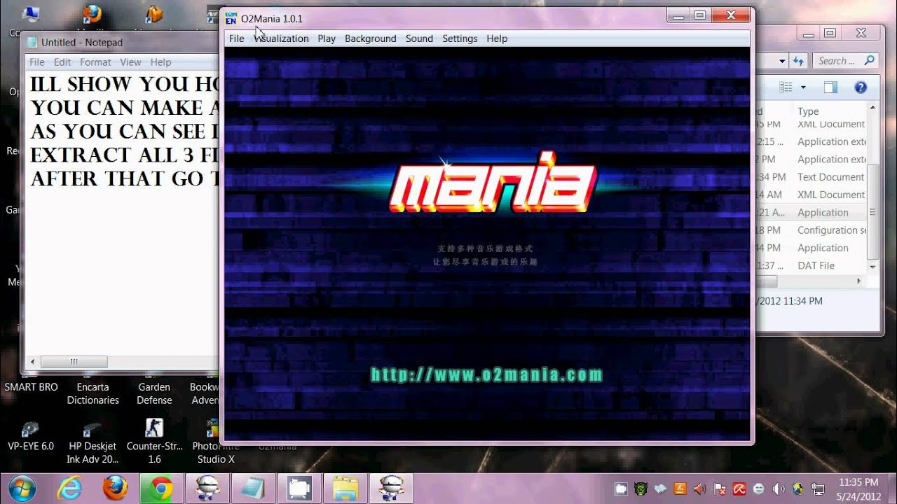 o2mania 1.0.1 song pack