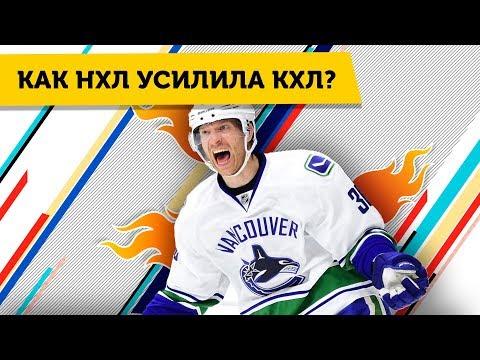 Лучшие ТРАНСФЕРЫ из НХЛ в КХЛ сезона 2018/19