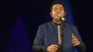[HD] Tulus - Monokrom - Live at Prambanan Jazz Jogja - 21 Agt 2016 [FANCAM]