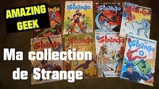 NOSTALGEEK 27 Ma collection de Strange
