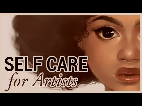 Self Care for Artists || Tea Talks