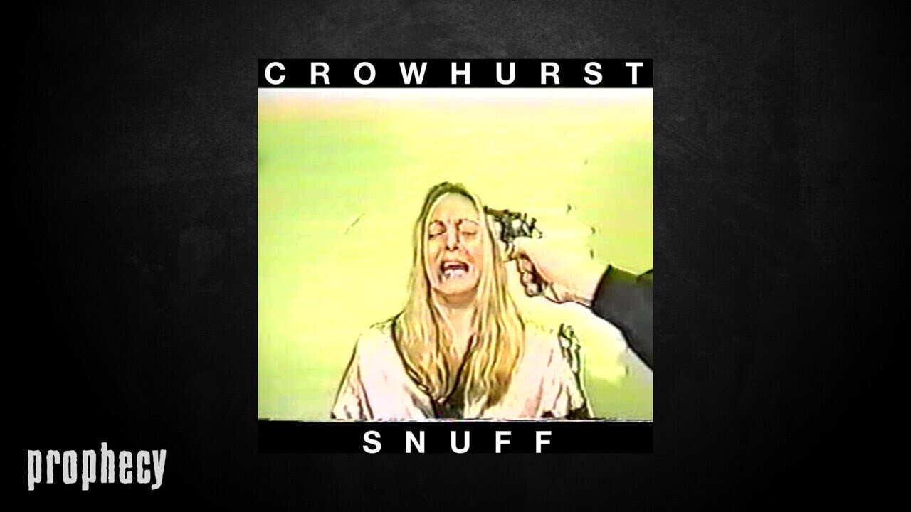 Crowhurst - Cartel Warning Shot