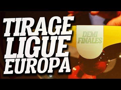 🔴 DIRECT / LIVE : TIRAGE LIGUE EUROPA - EUROPA LEAGUE DRAW