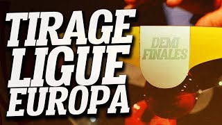 🔴 DIRECT / LIVE : TIRAGE LIGUE EUROPA - EUROPA LEAGUE DRAW
