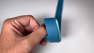 Video: copy of orange braided handle