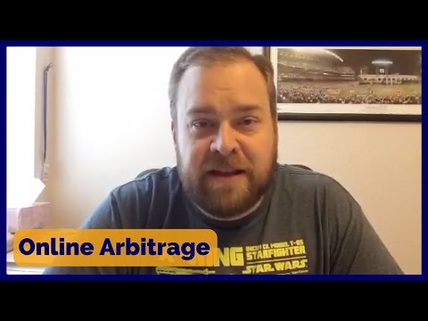 Online Arbitrage - Our Amazon FBA Sourcing Strategy