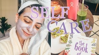 summer self care | a healthy breakfast, skincare, + getting out of a funk