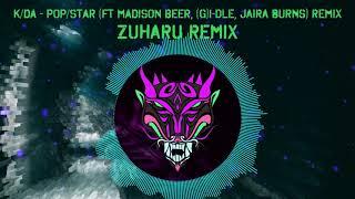 K/DA - POP/STARS (Zuharu Remix)