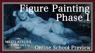 Painting Figure Phase I