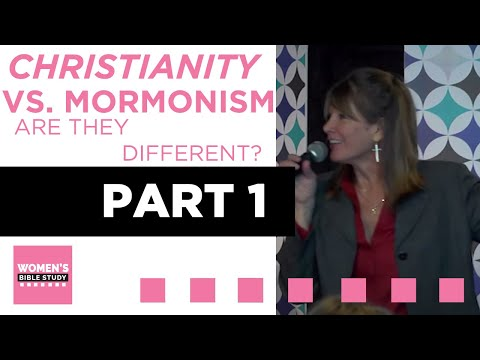 Christianity & Mormonism - Is there a Difference?