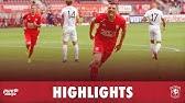 HIGHLIGHTS   FC Twente - FC Utrecht (01-09-2019)