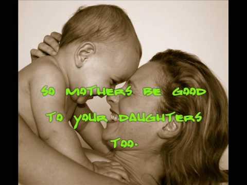 i love u daddy    Daughters (John Mayer) with lyrics