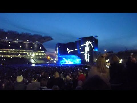 Jumpin' Jack Flash - The Rolling Stones - Dublin - 2018