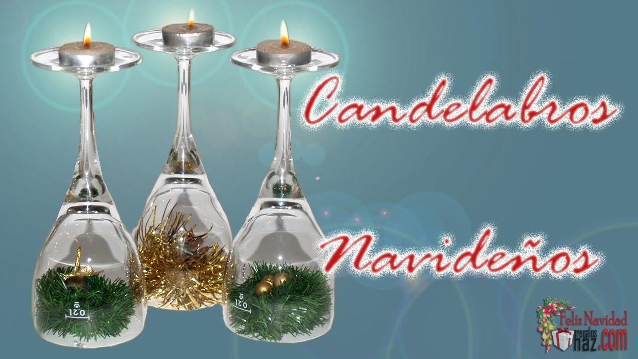 Como hacer candelabros diy creative candles como hacer - Como hacer candelabros ...