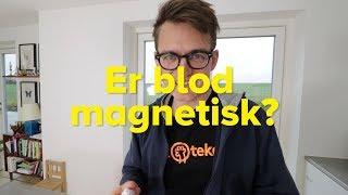 Er blod magnetisk?