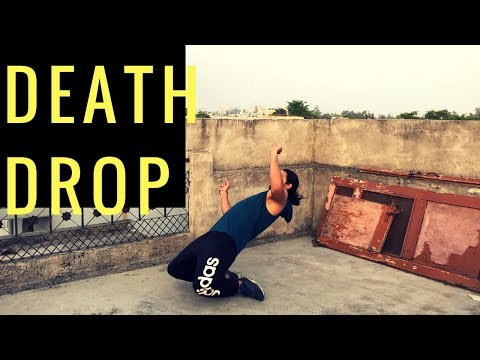 How to do DEATH DROP like LES TWINS | TUTORIAL