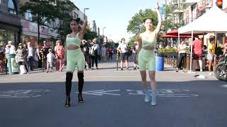 FLASH MOB A'MOTION DANCE 2019