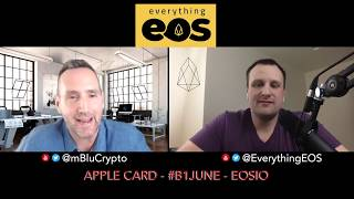 #B1June, Peter Thiel, Apple, and Goldman Sachs Speculation. Down the Rabbit Hole with mBluCrypto