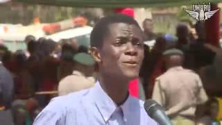 Shairi - Pongezi Uhuru