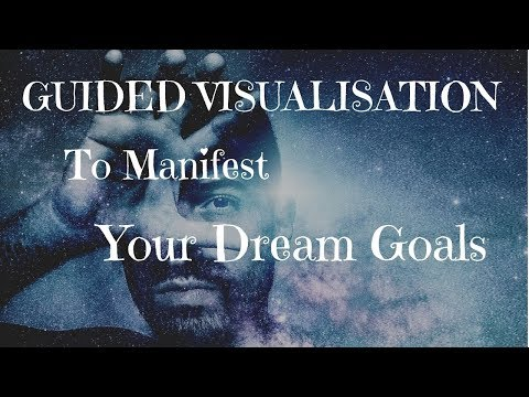 MEDITATION 🧘‍♀️ Guided Visualization MANIFEST your DREAM GOALS