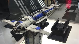 The Last Jedi's Props and Costumes Up Close -  IGN Access