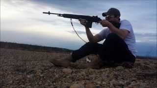 March Rifle Shootan M305(Norinco M1a), SVT40, K31, Mosin