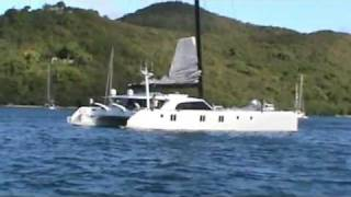 Gunboat 90 Catamaran First Video's Available Now