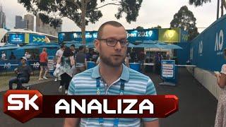 Saša Ozmo u Melburnu | Najava Četvrtog Dana Australian Opena | SPORT KLUB Tenis