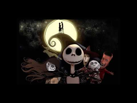 Nightmare Before Christmas Theme Song (remix)