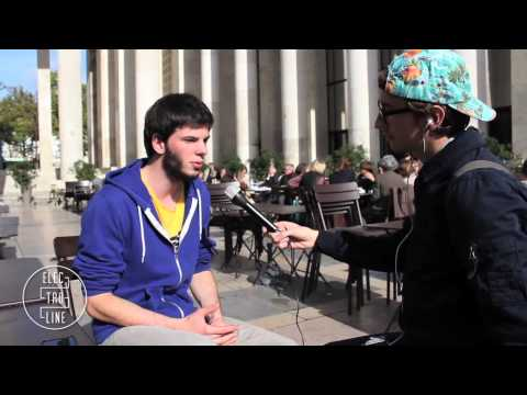 Interview de Fakear au Palais de Tokyo : ses productions, ses envies // Electroline