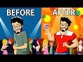 How To Stop Caring What People Think Of You (Animated Story)