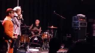 Frenzal Rhomb - live @ The Manning Bar, Sydney, 12 July 2013, 1 of 3
